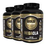 Gold Nutrition Mega CLA 3x 120 cápsulas