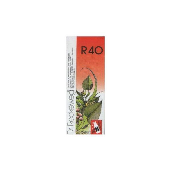 Dr  Reckeweg R40 Gotas Orais Solução 50ml