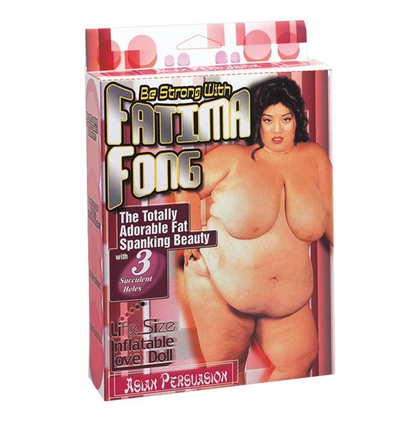 NMC Boneca Insuflável Fatima Fong