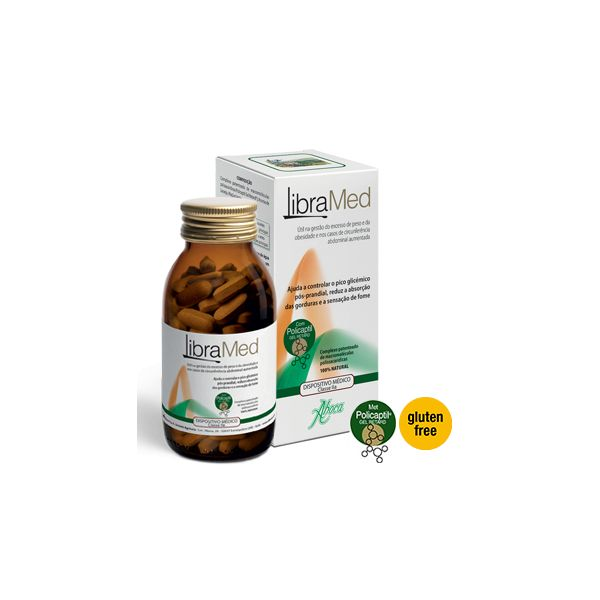 Aboca Libra Med Adelgação 100g 138 comprimidos