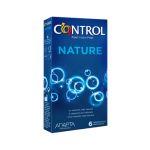 Control Preservativos Adapta Nature Feel x6