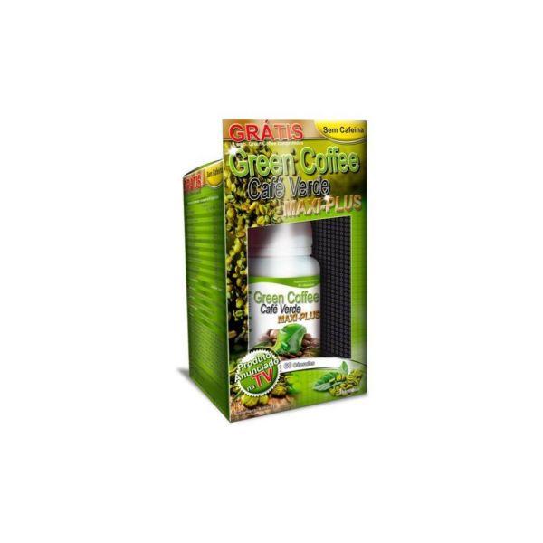Fharmonat Café Verde Maxi Plus 60 cápsulas + 30 comprimidos