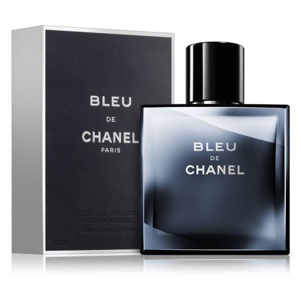 96373befc6 Perfume Homem Chanel Bleu De Chanel Men EDT 100ml - KuantoKusta