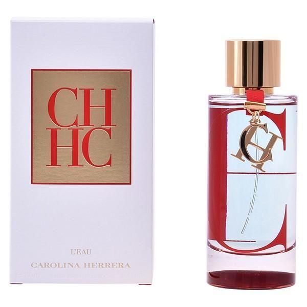 Perfume Mulher Carolina Herrera CH L Eau Woman EDT 100ml - KuantoKusta 381f8c830f