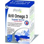 Physalis Krill Omega 3 30 cápsulas