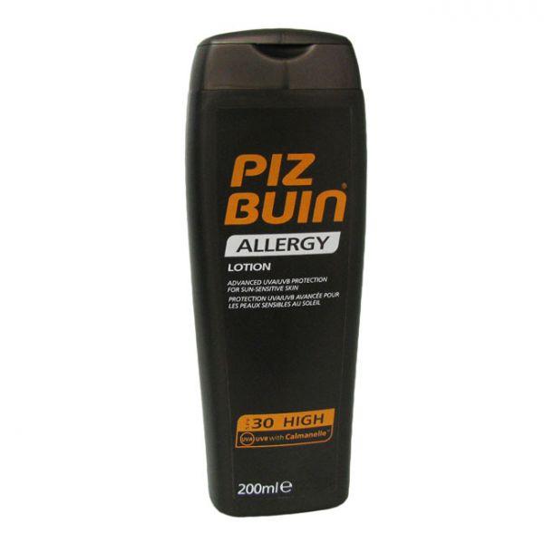 Protetor Solar Piz Buin Allergy Loção SPF30 200ml