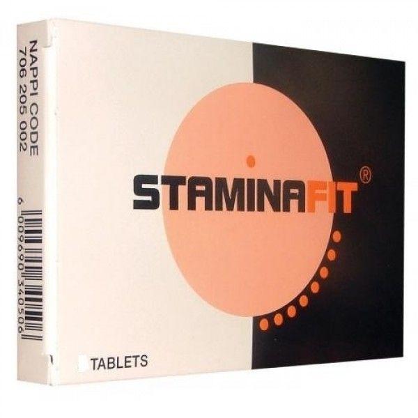 StaminaFit Potenciador 4 cápsulas