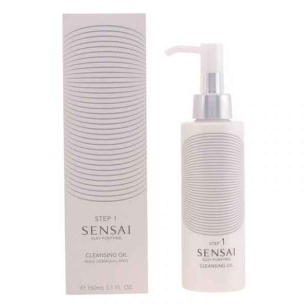 Óleo de Limpeza Sensai Step 1 Silky Purifying 150ml