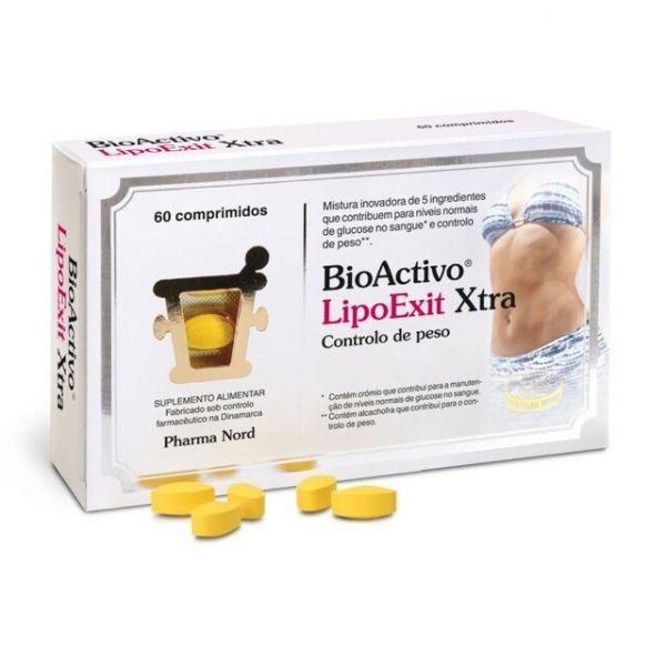 Pharma Nord Bioactivo Lipoexit Xtra 60 Cápsulas