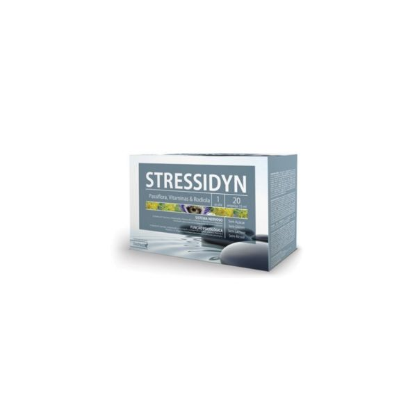 Dietmed Stressidyn 20 ampolas