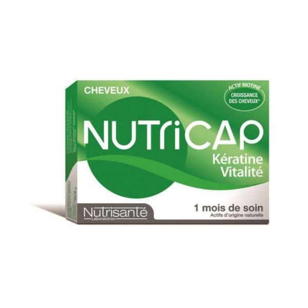 Nutrisanté Nutricap K.C. 30 Cápsulas