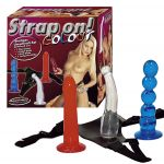 Orion Strap-on Colour 3 Dildos