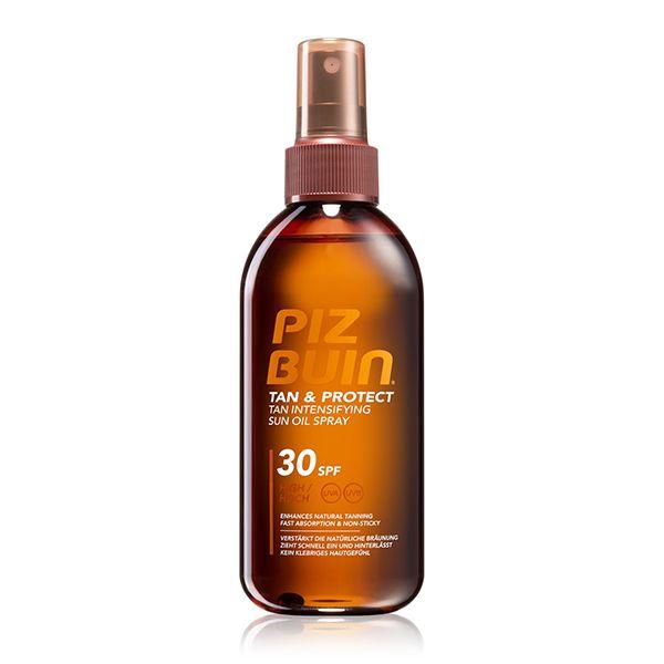 Protetor Solar Piz Buin Tan & Protect Spray Óleo SPF30 150ml