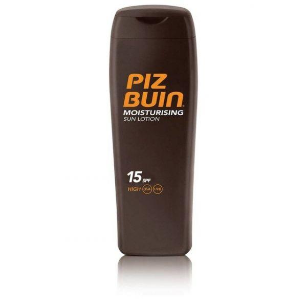 Protetor Solar Piz Buin In Sun Lotion Medium SPF15 200ml