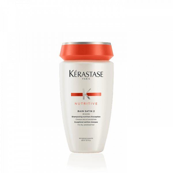 Kérastase K Nutritive Satin 2 Shampoo 250ml