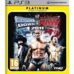 Jogo WWE SmackDown vs. RAW 2011 PS3 Usado