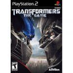 Jogo Transformers The Game PS2 Usado