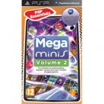 Jogo Mega Minis Volume 2 PSP Usado