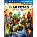 Jogo Os Muppets Aventuras no Cinema PS Vita Usado