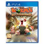 Jogo Worms Battlegrounds PS4 Usado