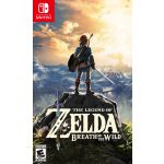 Jogo The Legend of Zelda: Breath of the Wild Nintendo eShop Download Digital Switch
