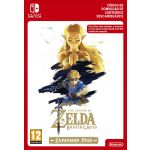 Jogo Zelda: Breath of the Wild Expansion Pass Nintendo eShop Download Digital Switch