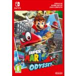 Jogo Super Mario Odyssey Nintendo eShop Download Digital Switch
