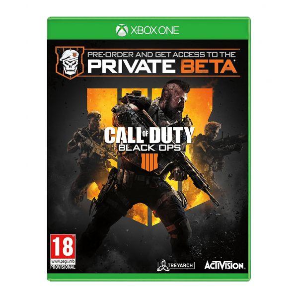 Jogo Call of Duty: Black Ops 4 IIII Xbox One
