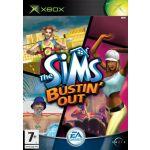 Jogo The Sims Bustin' Out Xbox Usado