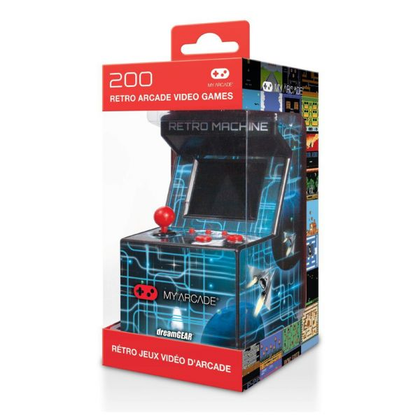 DreamGEAR Retro Arcade Machine
