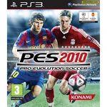 Jogo Pro Evolution Soccer 2010 sem caixa PS3 Usado