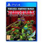 Jogo Teenage Mutant Ninja Turtles TMNT Mutants in Manhattan PS4 Usado