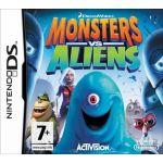 Jogo Monsters vs Aliens DS Usado