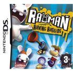 Jogo Rayman Raving Rabbids DS Usado
