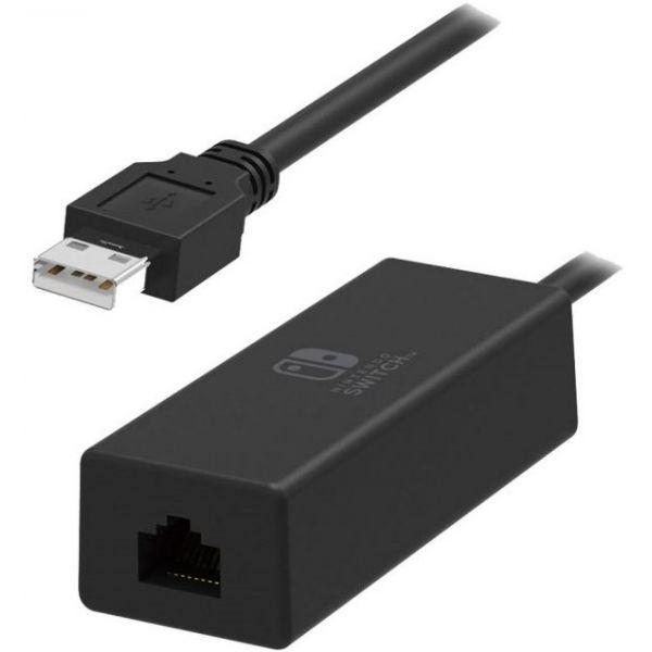 Hori Adaptador LAN para Nintendo Switch