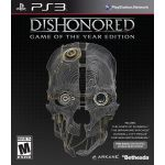 Jogo Dishonored Game of the Year Edition PS3 Usado