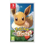 Jogo Pokémon: Let's Go, Eevee! Nintendo Switch