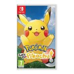 Jogo Pokémon: Let's Go, Pikachu! Nintendo Switch