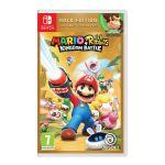 Jogo Mario + Rabbids Kingdom Battle Gold Edition Nintendo Switch