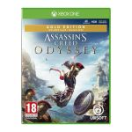 Jogo Assassin's Creed Odyssey Gold Edition Xbox One