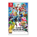 Jogo Super Smash Bros. Ultimate Nintendo Switch