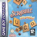 Jogo Scrabble Scramble sem caixa GBA Usado