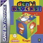 Jogo Denki Blocks sem caixa GBA Usado