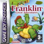 Jogo Franklin's Great Adventure sem caixa GBA Usado