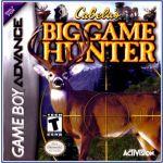 Jogo Cabela's Big Game Hunter sem caixa GBA Usado