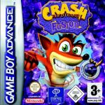 Jogo Crash Bandicoot Fusion sem caixa GBA Usado