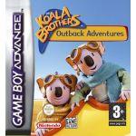 Jogo The Koala Brothers Outback Adventures sem caixa GBA Usado