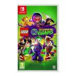 Jogo LEGO DC Super-Villains Nintendo Switch