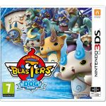 Jogo Yo-Kai Watch Blasters: White Dog Squad 3DS