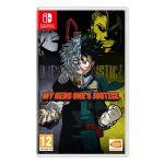 Jogo My Hero One's Justice Nintendo Switch
